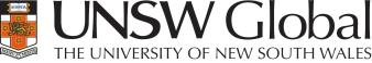 UNSW Global logo